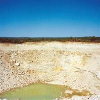 Excalibur open pit, Merlin