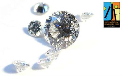 The issue of synthetic diamonds will be discussed by a panel at the Sydney jewellery fair