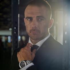 Commando Steve will launch Garmin's new range of smartwatches at the Sydney trade fair