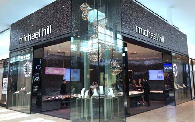 Michael Hill International recorded its highest ever full-year sales result