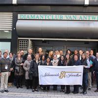 Members of Nationwide Jewellers in Antwerp