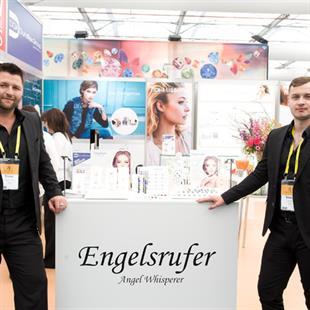 Soner Guenduez, left, and Simon Korner from Engelsrufer