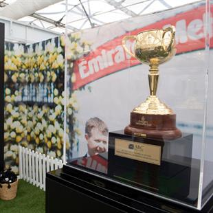Pallion kicked off the fair by showcasing the 2016 Melbourne Cup