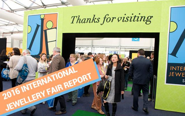 Visitors pour into the Sydney Exhibition Centre @ Glebe Island