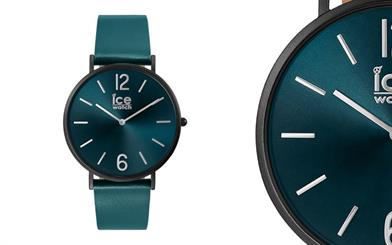 Ice-Watch's City Tanner watch in green