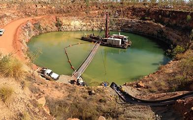 "Operations are expected to commence in October. Image courtesy: <a href=""http://www.merlindiamonds.com.au/"" target=""_blank"">Merlin Diamonds</a>"