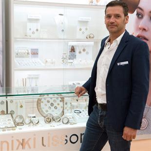 Caspar Assmann, Nikki Lissoni managing director
