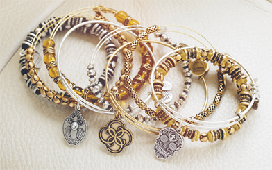 The new Alex and Ani stores are expected to be a 'beacon for the brand'