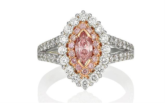 Mondial Pink Diamond Atelier