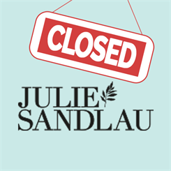 Julie Sandlau has more than 50 retail stockists across Australia