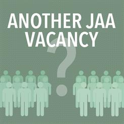 The JAA now has two board member vacancies