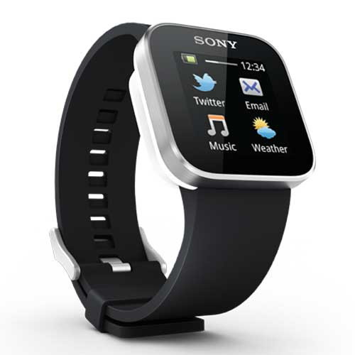 Status is pre-promoting the new Sony SmartWatch