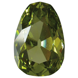 Dresden Green Diamond Scan