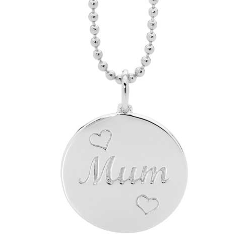"Georgini's ""Mum Medallion"""