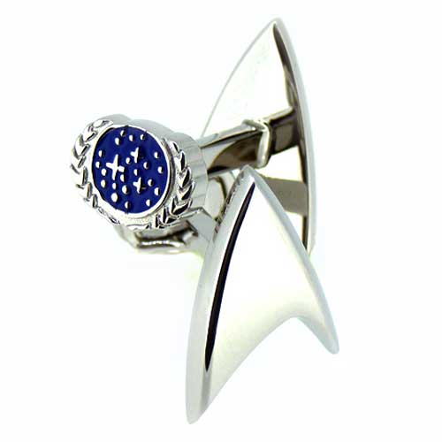 Guild Jewellery Design's Star Trek cufflinks