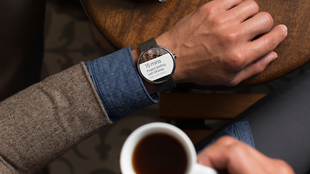 Smartwatches powered by Android Wear will provide information and notifications from a wide variety of Android applications