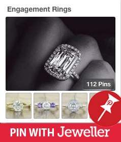 Pinterest- Engagement Rings
