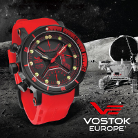 "Vostok-Europe watches represent an unprecedented alliance of Eastern European and soviet timekeeping, resulting in exciting designs and watches that are built for ""going to extremes""."
