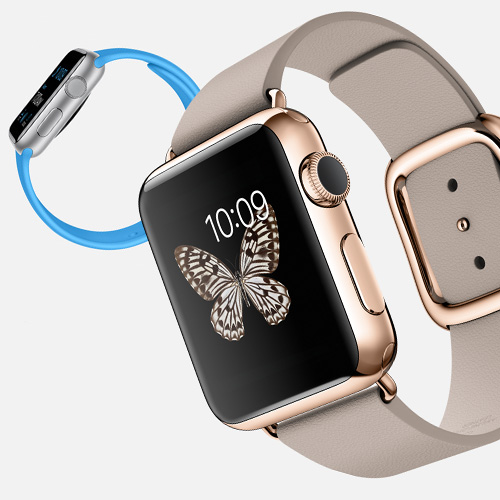 Apple has finally entered the smartwatch market with the Apple Watch