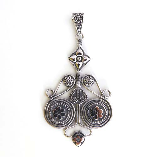 Renee Blackwell Design's Sterling Silver Cast Pendant collection