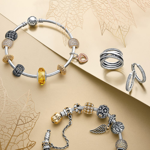 Pandora's new Mystic Fairytales collection performed well in the third quarter