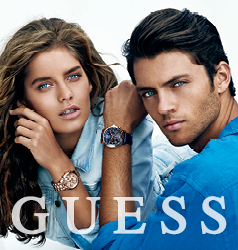 Guess Blue