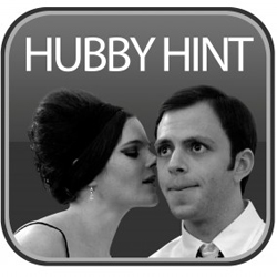 "The ""Hubby Hint"" campaign, from Uberkate Jewellery"