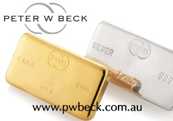 Peter Beck: Ingots