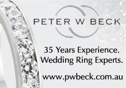 Peter Beck: 35 Years Experience. We're wedding ring experts.