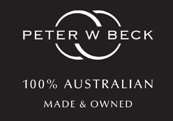 Peter Beck: Proudly Australian Made & Owned