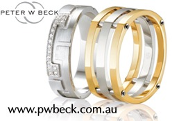 Peter Beck: Men's Rings