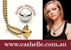 Cashelle: Global Heritage Range