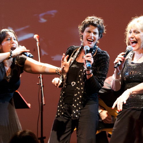 Kate Ceberano, Deborah Conway and Renee Geyer