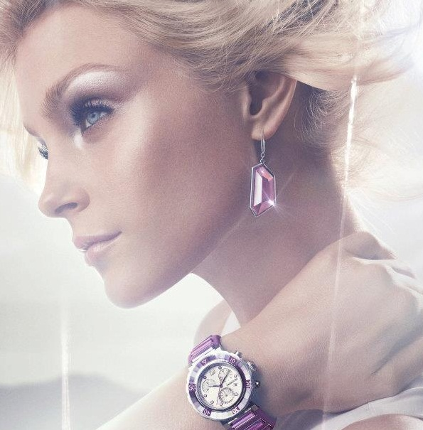 Swarovski's new Octea Chrono watch is amongst this year's hottest new releases