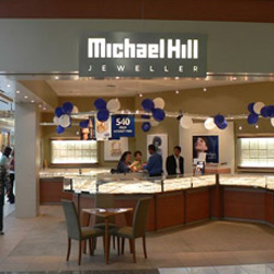 Michael Hill's Australian sales have been disappointing.
