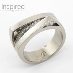 The Inspired Collection's GIA award winning ring